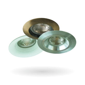 SYNERJI Recessed Downlights Fixed